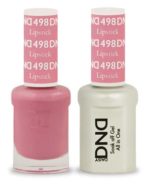 DND Gel & Lacquer 498  Lipstick