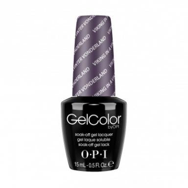 OPI Gel Polish GCN49 Viking in a Vinter Vonderland