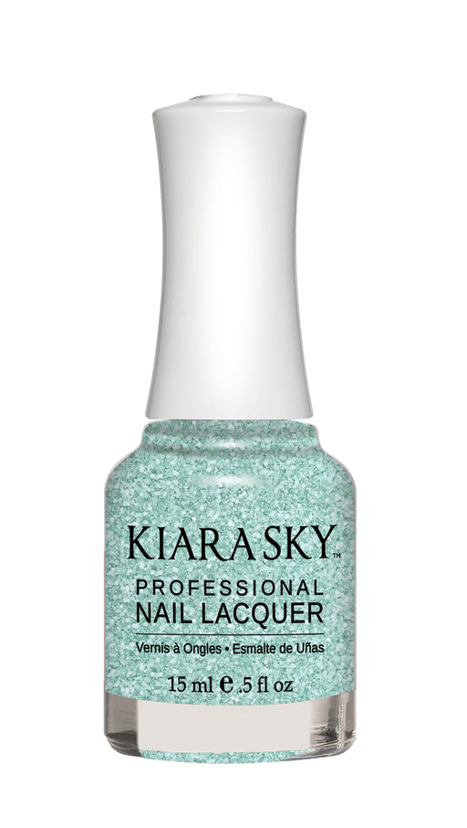 KIARA SKY NAIL POLISH LACQUER - YOUR MAJESTY N500 0.5oz