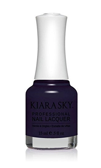 KIARA SKY NAIL POLISH LACQUER - HAVE A GRAPE NITE N508 0.5oz