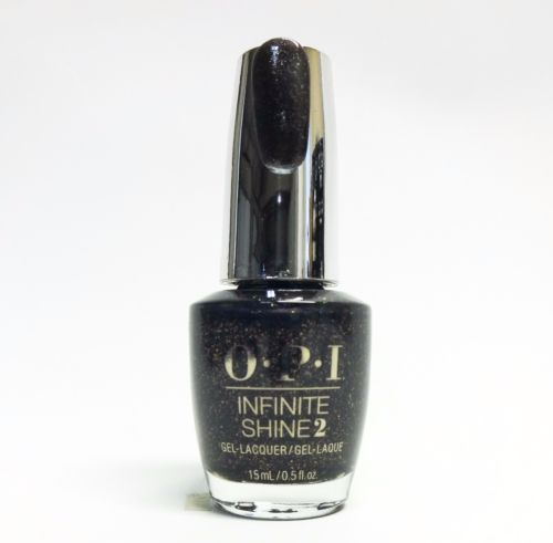 OPI Infinite Shine  XOXO Collection 2017 TOP THE PACKAGE WITH A BEAU  ISJ50
