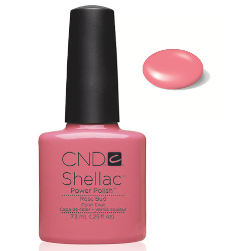 CND  SHELLAC UV Color Coat ROSE BUD  40511