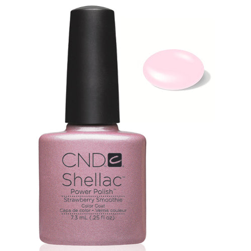 CND  SHELLAC UV Color CoatSTRAWBERRY SMOOTHIE 40512