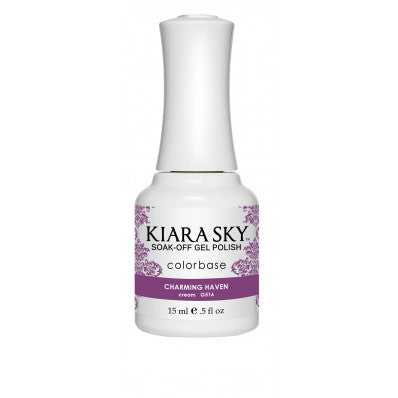KIARA SKY GEL POLISH - G516 CHARMING HAVEN
