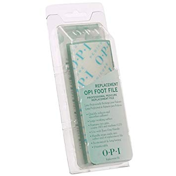 Opi pedicure by foot file replacement PC 182 np2