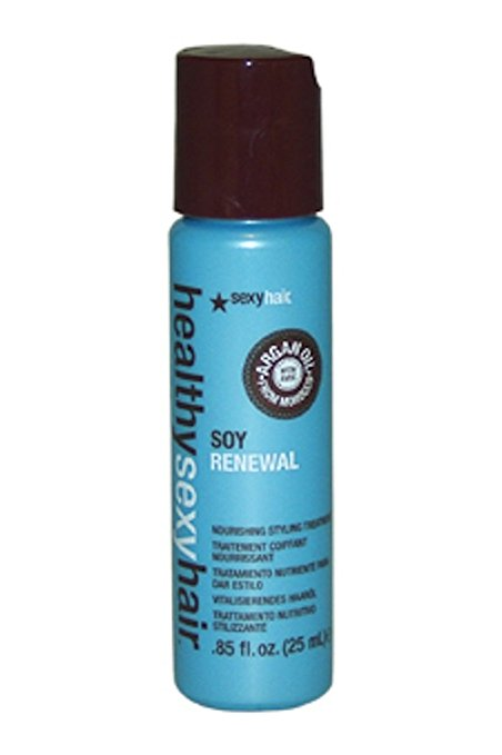 Sexy Hair Healthy Sexy Soy Renewal Argan Oil Treatment  0.85oz x3