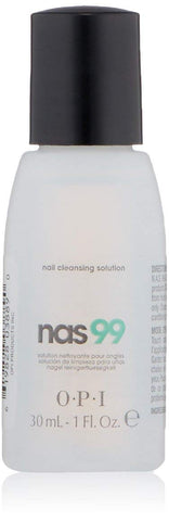 Opi N.A.S 99 Nail Cleansing Solution 1 oz  30 ml sd 301  Np2