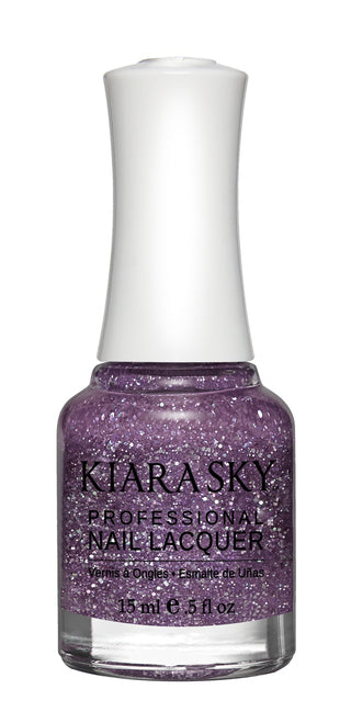 KIARA SKY NAIL POLISH LACQUER - OUT ON THE TOWN N520 0.5oz