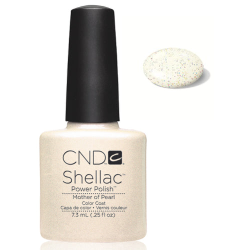 CND  SHELLAC UV Color Coat MOTHER OF PEARL 40520