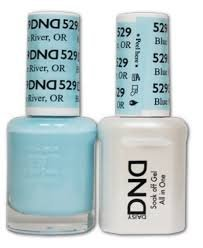 DND Gel & Lacquer 529 Blue River, OR