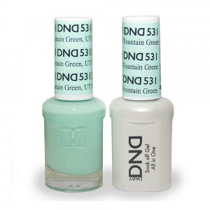 DND Gel & Lacquer  531  Fountain Green, UT