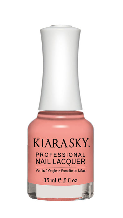 KIARA SKY NAIL POLISH LACQUER - GETTING WARMER N534 0.5oz