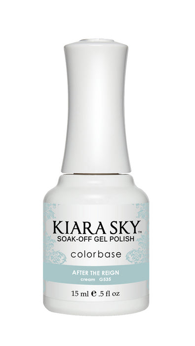 KIARA SKY GEL POLISH - G535 AFTER THE REIGN