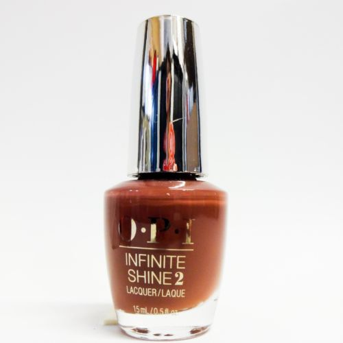 OPI Infinite Shine Linger Over Coffee IS L53