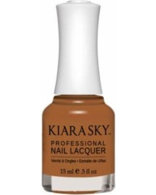KIARA SKY NAIL POLISH LACQUER - TREASURE THE NIGHT N543 0.5oz