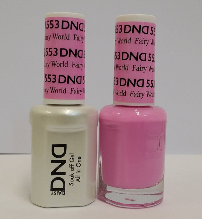DND Gel & Lacquer 553 Fairy World