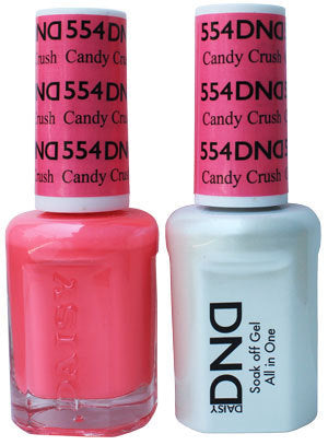 DND Gel & Lacquer 554 Candy Crush
