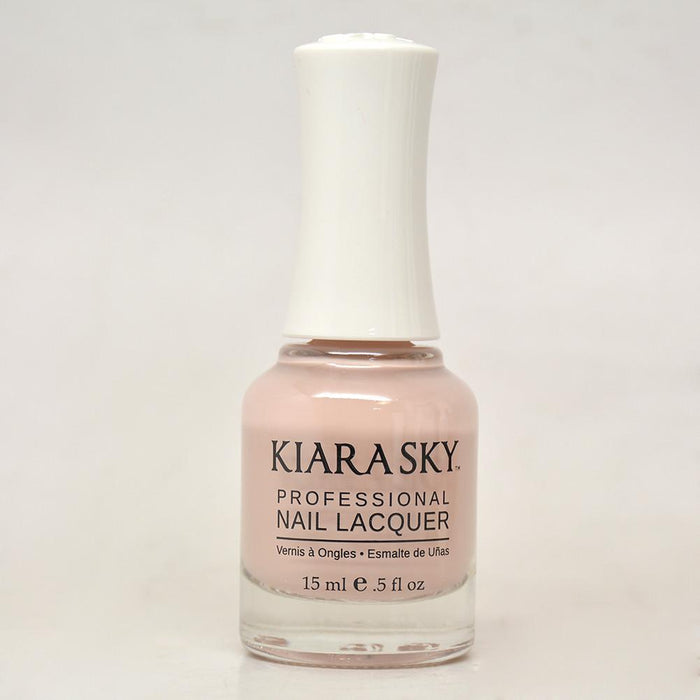 KIARA SKY NAIL POLISH LACQUER  - CHEER UP BUTTERCUP N559 0.5oz