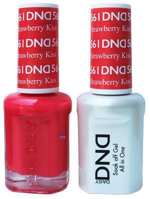 DND Gel & Lacquer 561 Strawberry Kiss