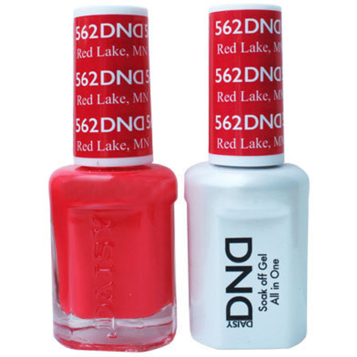 DND Gel & Lacquer 562 Red Lake , MN