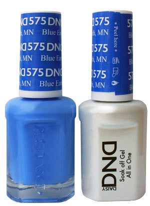 DND Gel & Lacquer 575 Blue Earth, MN