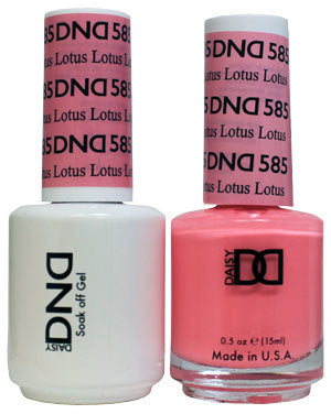 DND Gel & Lacquer 585 Lotus