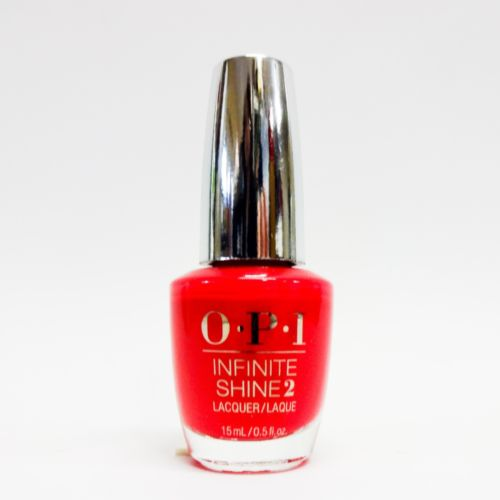 OPI Infinite Shine  RUNNING WITH THE IN-FINITE CROWD IS L05