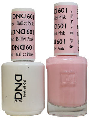 DND Gel & Lacquer 601 Ballet Pink