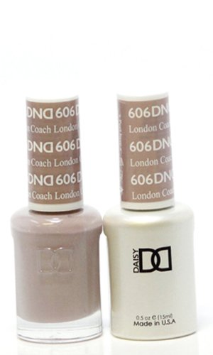 DND Gel & Lacquer 606 London Coach