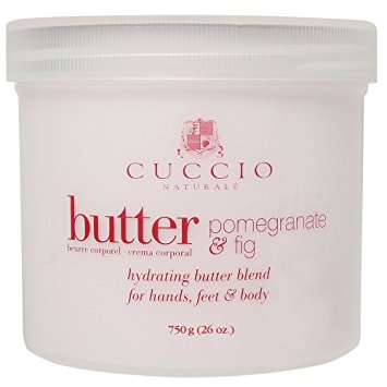 Cuccio Pomegranate And Fig Butter Blend 750g 26oz