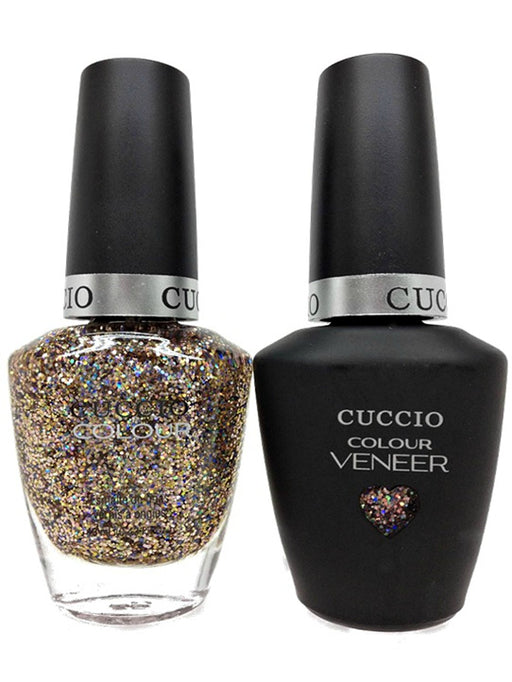Cuccio Veneer Match Makers Soak of Gel Led/UV BEAN THERE! DONE THAT! 6120