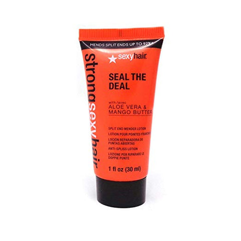 STRONG SEXY HAIR SEAL THE DEAL SPLIT END MENDER LOTION - 1 OZ