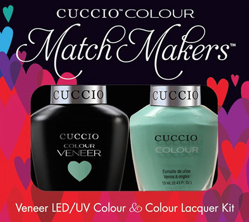 Cuccio Veneer Match Makers Soak of Gel Led/UV Karma 6153