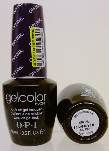 OPI Gel Color GC B61 OPI Ink