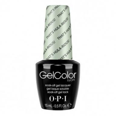 OPI Gel Polish GC H65 That s Hula-rious!
