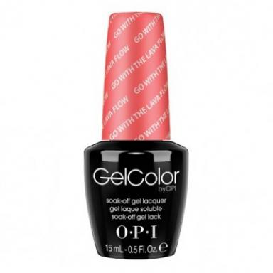 OPI Gel Polish GC H69 Go With The Lava Flow