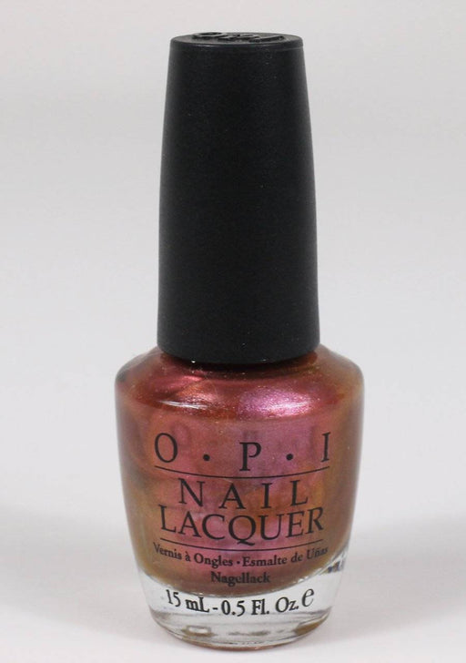 OPI Discontinue Color Nail Polish I'd Like To Thank HL 702 nl1