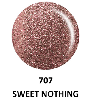 DND Gel & Lacquer 707 Sweet Nothing