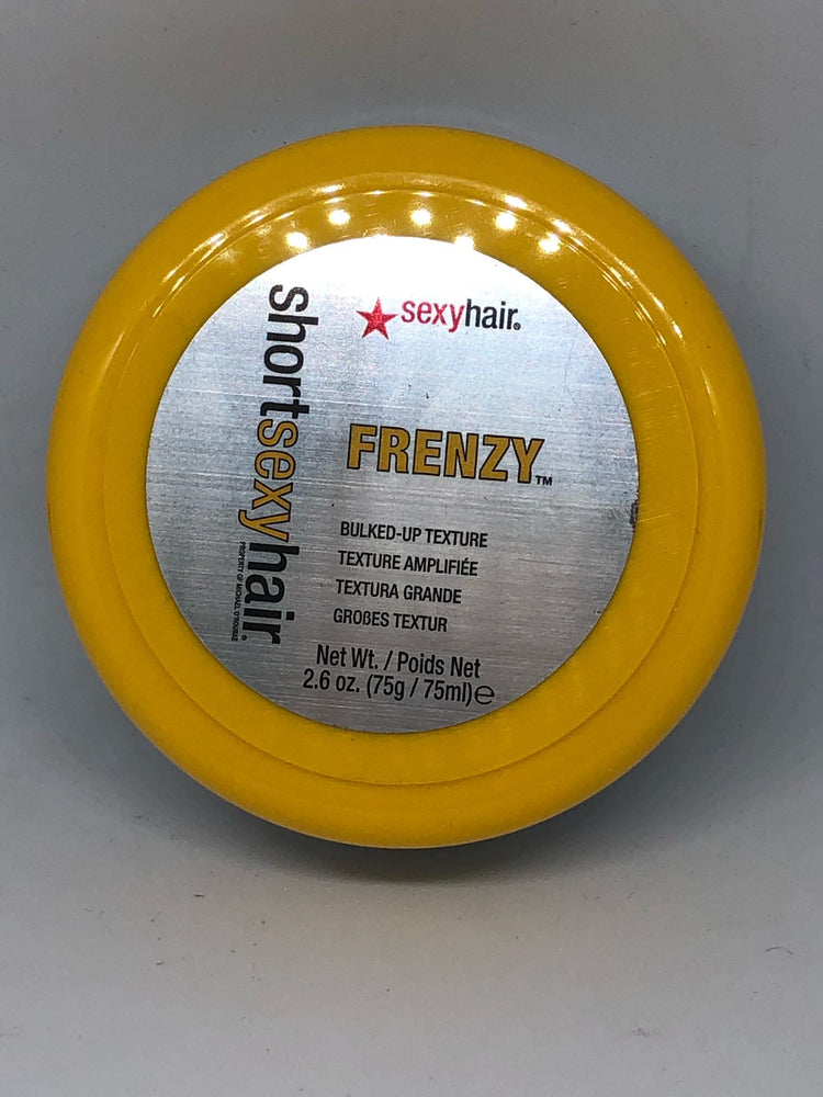 Short Sexy Hair Frenzy Bulked Up Texture 2.6oz ( 75g)