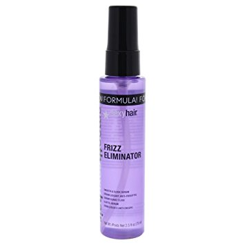 Sexy Hair Smooth Frizz Eliminator Smooth and Sleek Serum, 2.5 Ounce