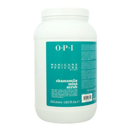 Opi chamomile mint scrub 120 oz 3.5 L PC 329 np2