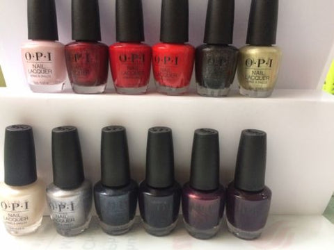 Opi Xo Xo Collection Holiday 2017 Nail Lacquer Set of 12
