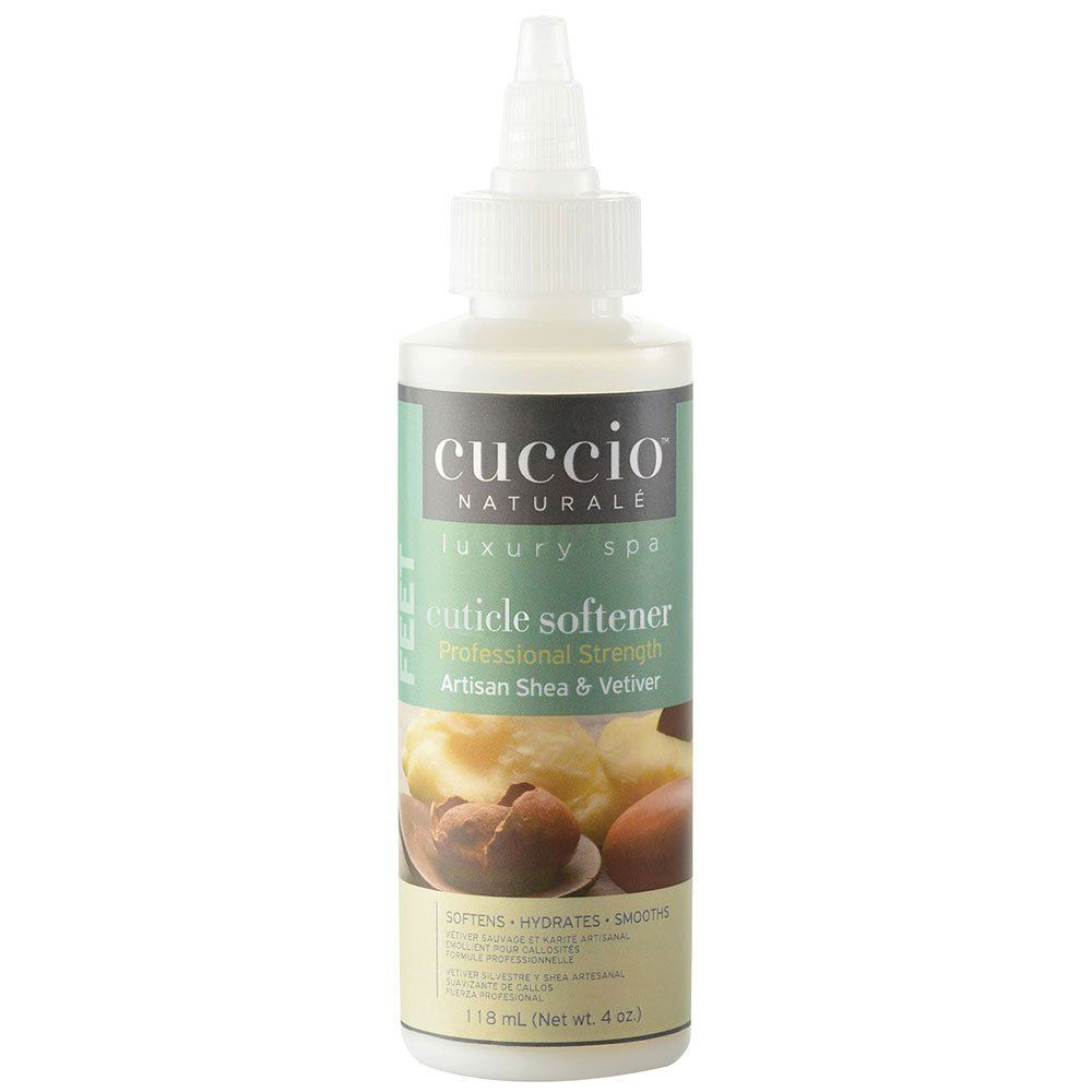Cuccio Naturale Cuticle Softener Professional Strength with Artisan Shea & Vetiver 118ml