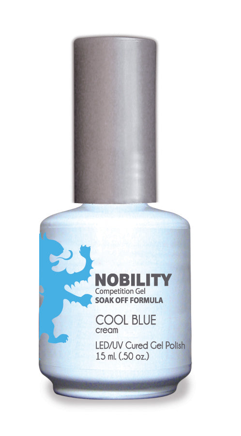 Lechat Nobility Gel Polish Cool Blue NBGP81