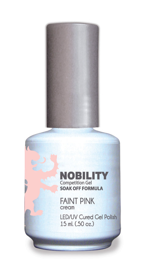 Lechat Nobility Gel Polish Faint Pink NBGP86
