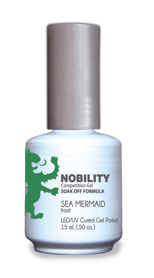 Lechat Nobility Gel Polish Sea Mermaid NBGP87