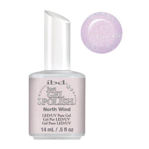 IBD Just Gel Polish  North Wind 56573 .5 oz
