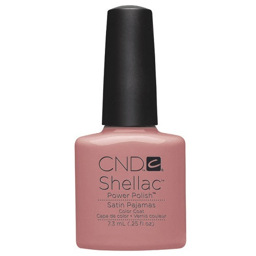 CND Shellac Power Polish Satin Pajamas #90486 .25 oz