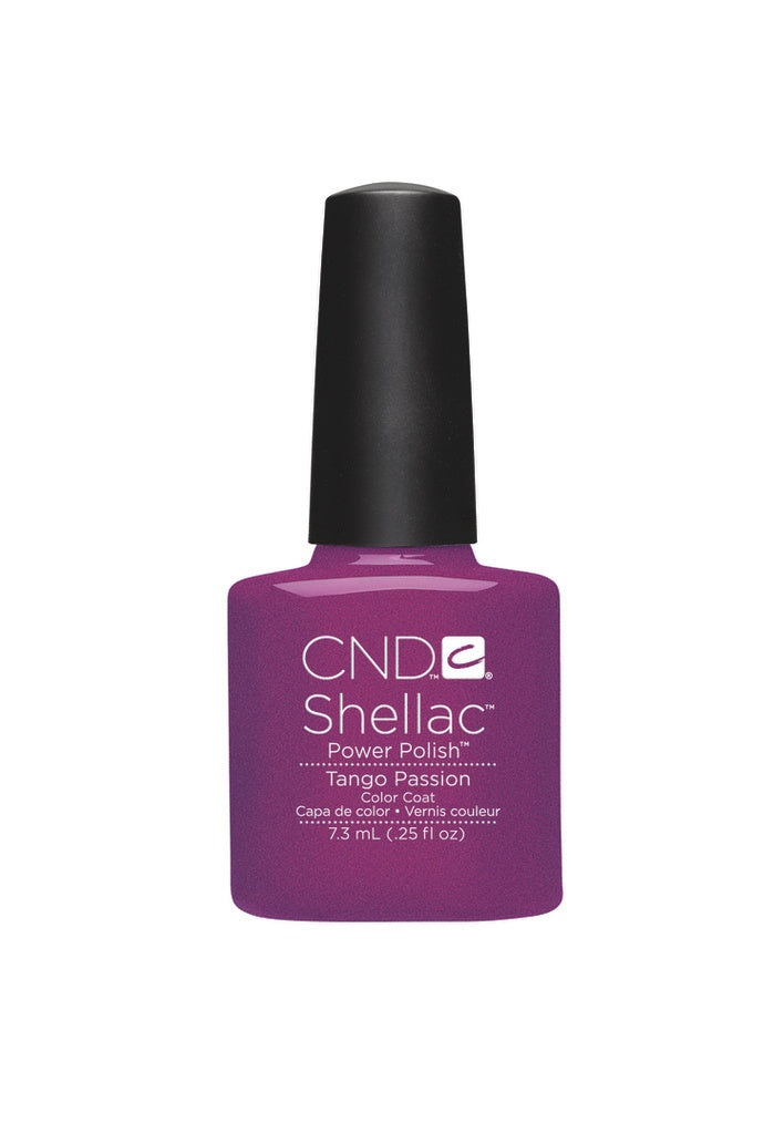 CND  SHELLAC UV Color Coat Tango Passion 90517