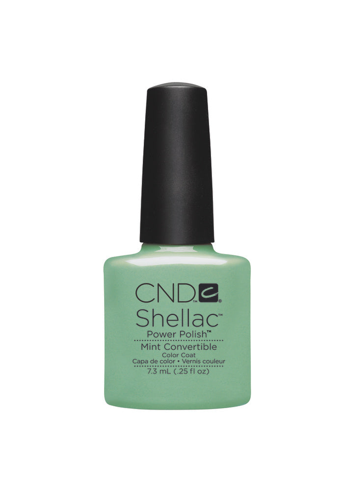 CND Shellac Power Polish Mint Convertible #90543 .25 oz